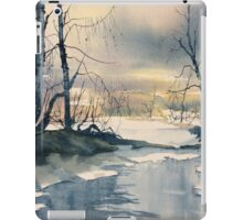 Meltwater - Skipwith Common iPad Case/Skin