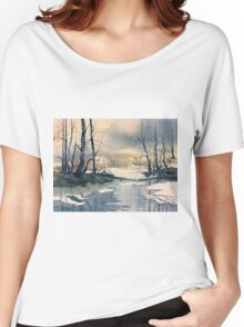 Meltwater - Skipwith Common Women's Relaxed Fit T-Shirt