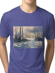 Meltwater - Skipwith Common Tri-blend T-Shirt