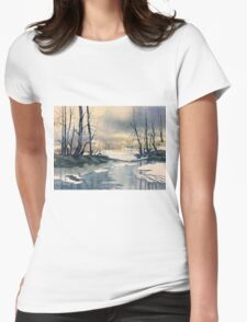Meltwater - Skipwith Common Womens Fitted T-Shirt