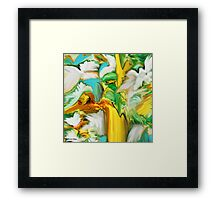 Spread Your Wings- Abstract-38+ Product Design Framed Print
