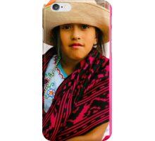 Cuenca Kids 537 iPhone Case/Skin