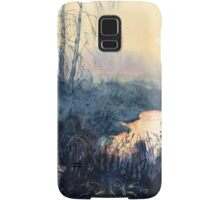 Sunset on Skipwith Common Samsung Galaxy Case/Skin