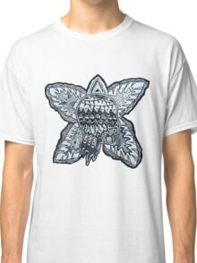 Stranger Things Eleven and Demogorgon Classic T-Shirt