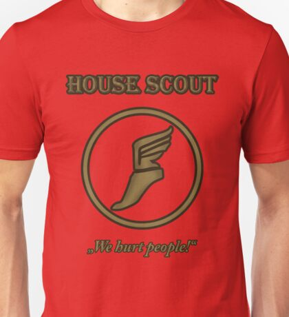 Team RED - House Scout Unisex T-Shirt