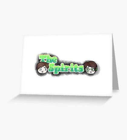 The Spirits Greeting Card