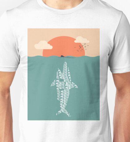 Shark Bite Unisex T-Shirt