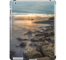Bembridge Beach Sunrise iPad Case/Skin