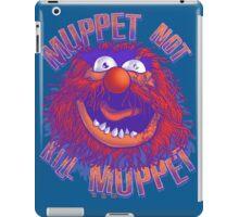 Puppet Law Parody iPad Case/Skin