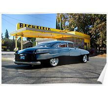 1950 Ford Custom Coupe I Poster