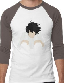 L DEATH NOTE Men's Baseball ¾ T-Shirt