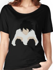 L DEATH NOTE Women's Relaxed Fit T-Shirt