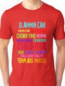 Slammin Can Colour Unisex T-Shirt