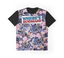 """""""Where's Rodman?"""" Graphic T-Shirt"""