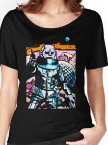 sontaran Women's Relaxed Fit T-Shirt
