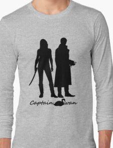 Captain Swan version 1 Long Sleeve T-Shirt