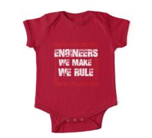 Sayings About Engineers One Piece - Short Sleeve