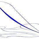 Windsurfing 2 by Michael Birchmore