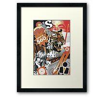 Natural Predator Framed Print