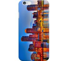 Boston Harbor iPhone Case/Skin