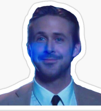 Ryan Gosling - La La Land Sticker