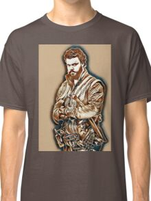 Porthos the Brave Classic T-Shirt