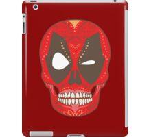 Day of the Deadpool iPad Case/Skin
