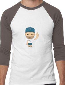 KH 2 Men's Baseball ¾ T-Shirt