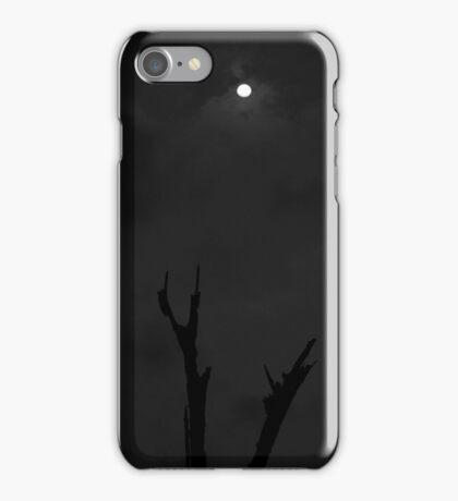 Cloudy Night Sky  iPhone Case/Skin