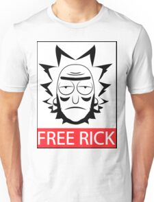 Free Rick (Rick and Morty) Unisex T-Shirt