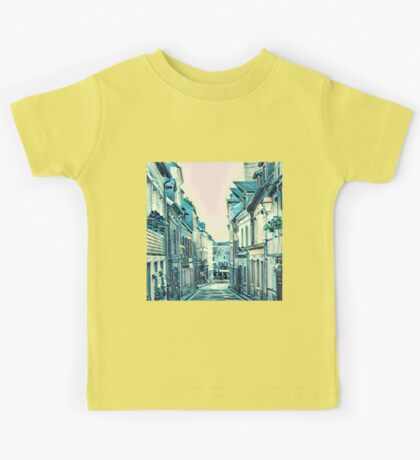Parisian Alley Kids Tee