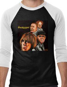 The Stooges  Men's Baseball ¾ T-Shirt
