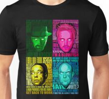 Breaking Bad All Stars Unisex T-Shirt