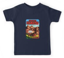 South Dakota Mount Rushmore United States of ALF Travel Decal Kids Tee