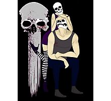 boney love Photographic Print