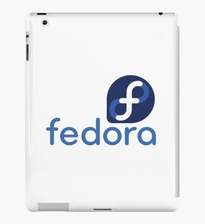 Fedora iPad Case/Skin