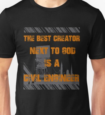 Civil Engineers Unisex T-Shirt