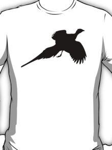 Pheasant Silhouette T-Shirt