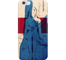 the wait iPhone Case/Skin