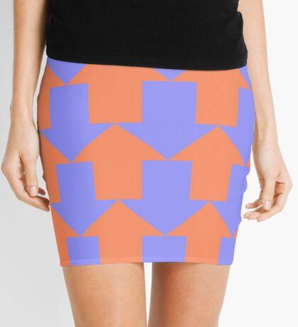 Reddit Inspired- Upvote/Downvote Perspective  Mini Skirt