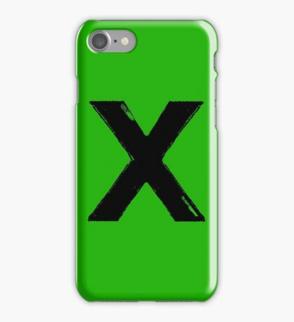 Ed Sheeran - Multiply Symbol iPhone Case/Skin