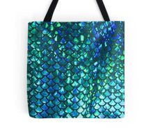 Mermaid Scales v1.0 Tote Bag