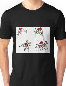 SEVEN Mystic Messenger Collection Unisex T-Shirt