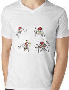 SEVEN Mystic Messenger Collection Mens V-Neck T-Shirt