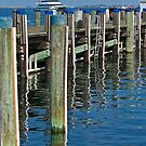 Dockside Reflections by phil decocco