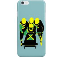 Jamaican Bobsled Team iPhone Case/Skin
