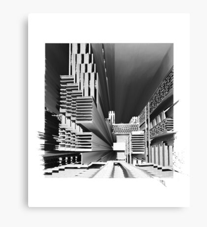 Tsukiji Canvas Print
