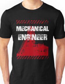 Grunge Mechanical Engineer Unisex T-Shirt