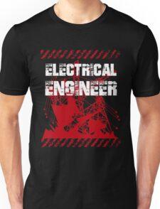 Grunge Electrical Engineer Unisex T-Shirt