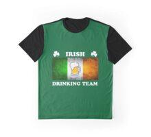 Irish Drinking Team (A) Graphic T-Shirt